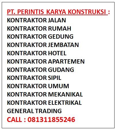 Kontraktor Di Jakarta