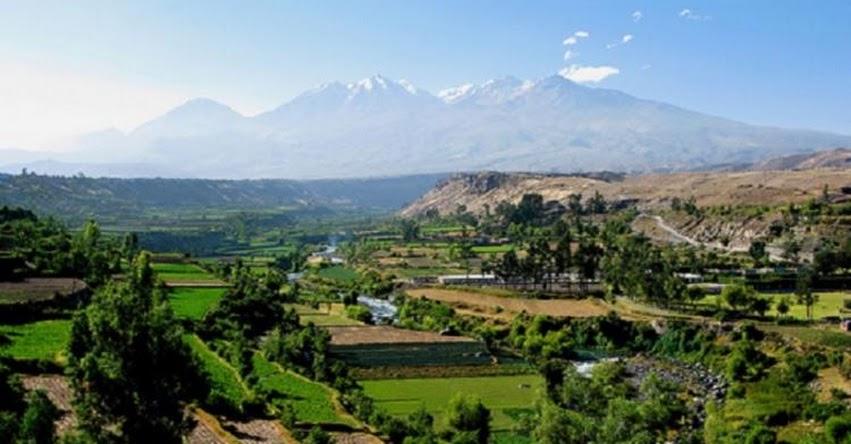 Simulacro por erupción volcánica en Arequipa se realizará el 21 de julio