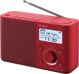 Portable DAB radio Sony