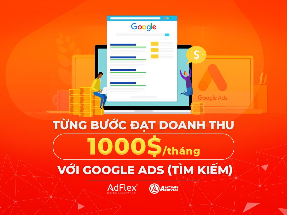 Chia sẻ miễn phí khóa học online 10 bước bắt đầu với Google AdWords bạn phải biếtKYNANGMOI.INFO2021