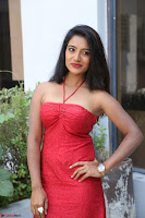 Mamatha sizzles in red Gown at Katrina Karina Madhyalo Kamal Haasan movie Launch event 211.JPG