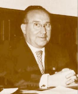 El ajedrecista Félix Heras Fernández