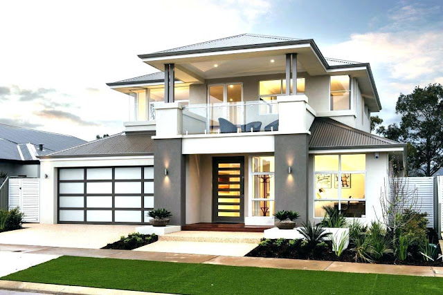 modern bungalow colour design outside images