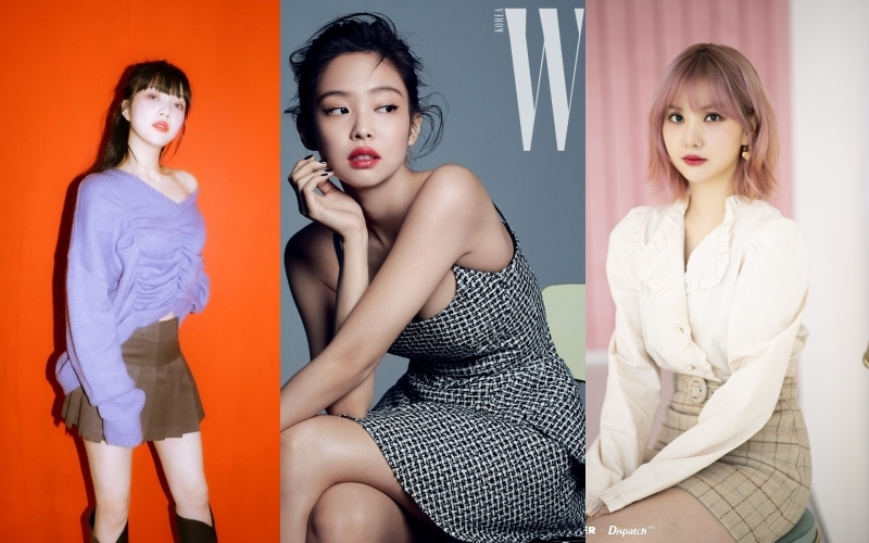 Most Popular K-Pop Girl Group Member Rank in February 2020
