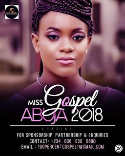 EVENT: MISS GOSPEL ABUJA 2018 LOADING...