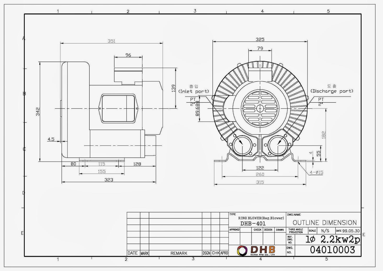 All about Ring Regenerative Centrifugal Side Channel