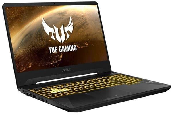 Asus TUF Gaming FX505GT-BQ025: análisis