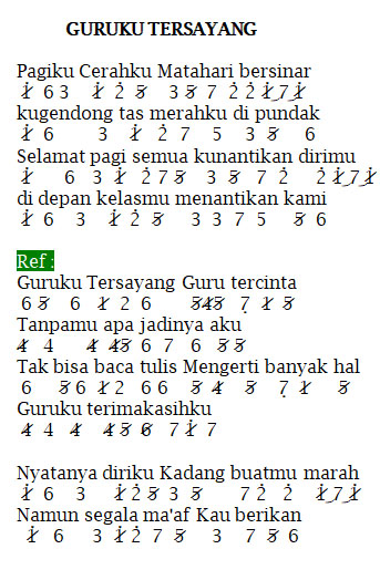 Lagu Pagiku Cerahku Matahari Bersinar : pagiku, cerahku, matahari, bersinar, Matahari, Bungalow:, December
