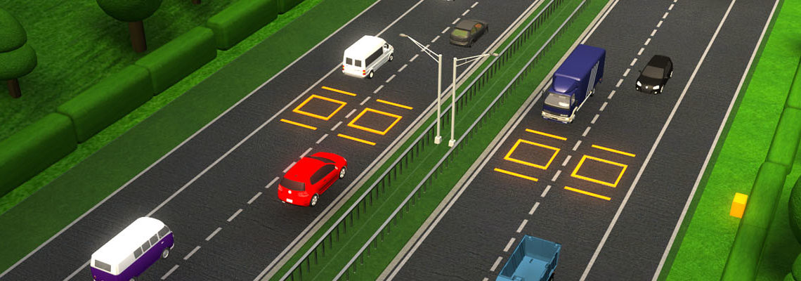 traffic counting system