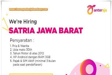 Lowongan Kurir Anteraja Bandung April 2021