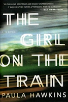 THE GIRL ON THE TRIAN poster