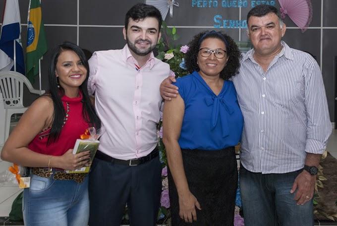 Ronaltty Neri prestigia o 48º Aniversário do Círculo de Oração da MEPB de Jardim do Seridó