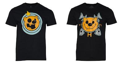 Heathcliff T-Shirt Collection by Chris Uminga x Footlocker