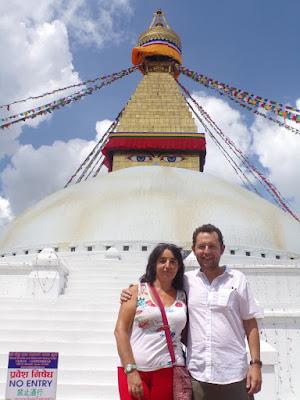 estupa boudanath