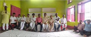 राजनीतिक भागीदारी को लेकर जायसवाल क्लब ने की चर्चा बैठक  | #NayaSaberaNetwork