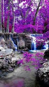 Good scenery, waterfalls, streams and rivers