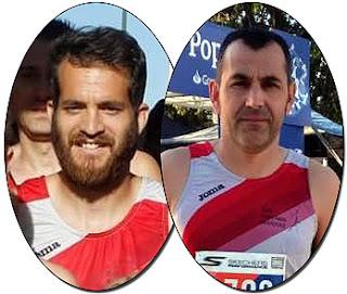 Atletismo Marathón Aranjuez Norte y Sur