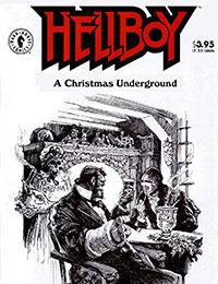 Hellboy Christmas Underground