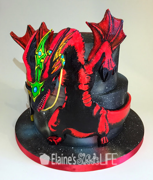 Yu Gi OH Cake Ideas