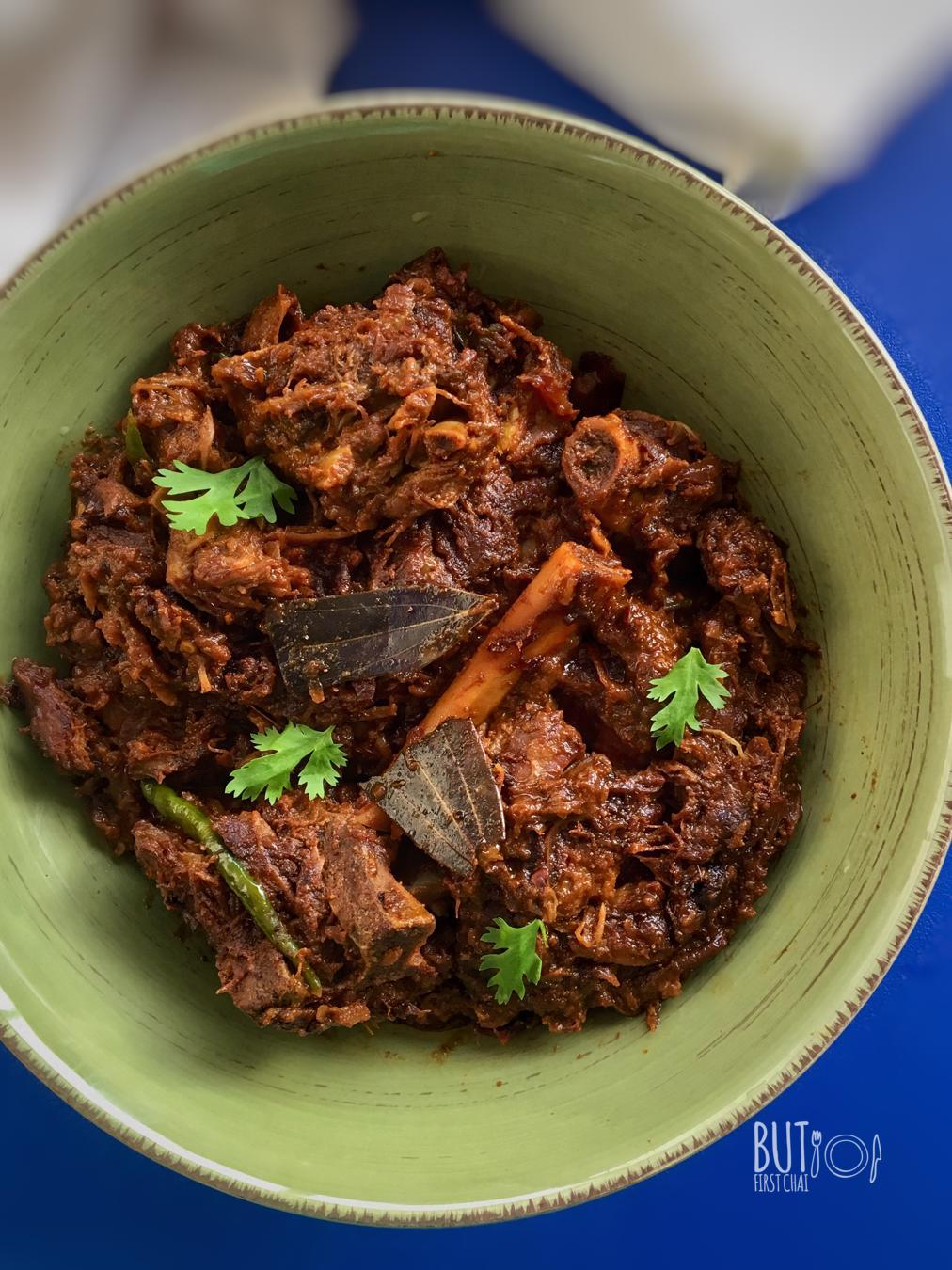 Kosha Mangsho  | A labour of love