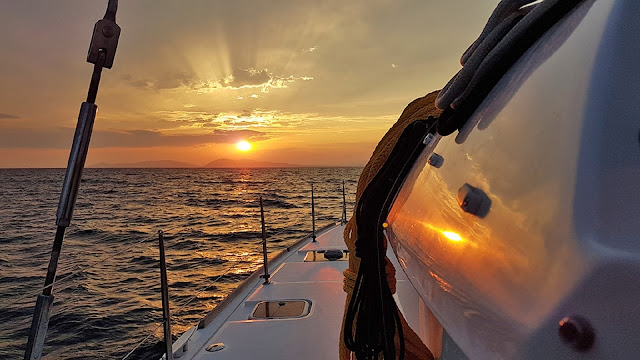 Greek outdoor activities & tours - Sunset Athens Riviera cruise with Keytours