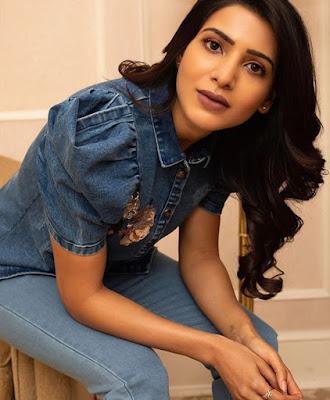 Samatha Akkineni photos