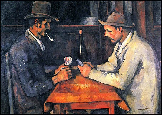 Heavy Hitter: Paul Cézanne