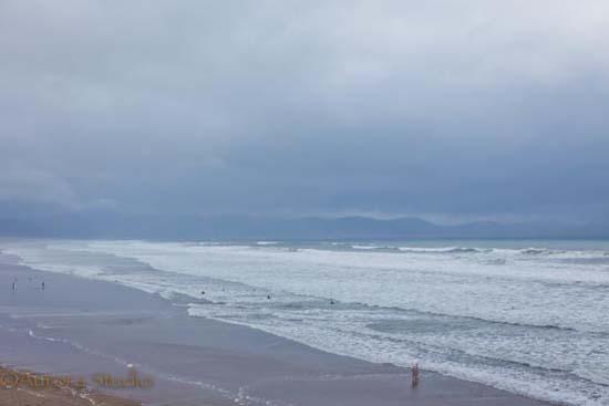 インチ・ビーチ アイルランド