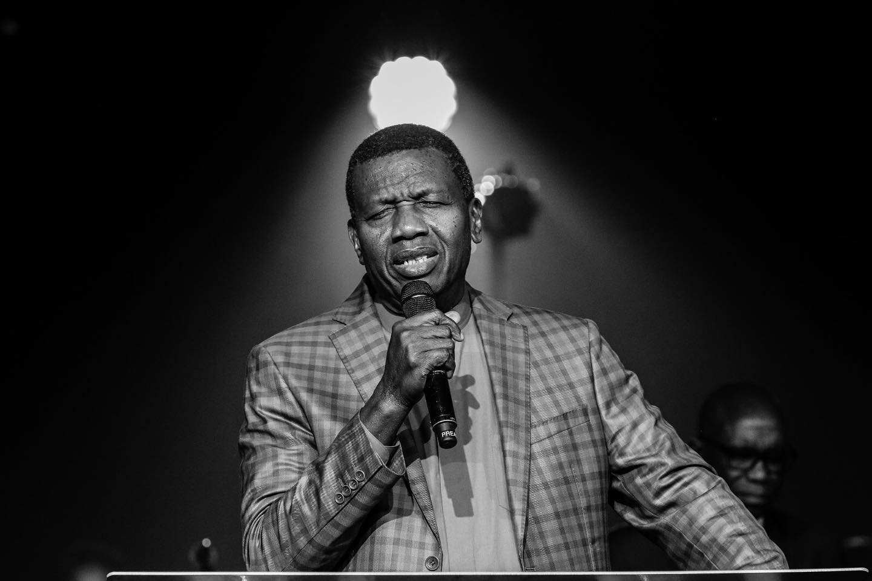 Pastor Enoch Adeboye: