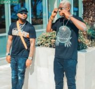 I No Know Who Love You Pass Between Me & Chioma – Zlatan tells Story Of how He Begged Davido In 2017