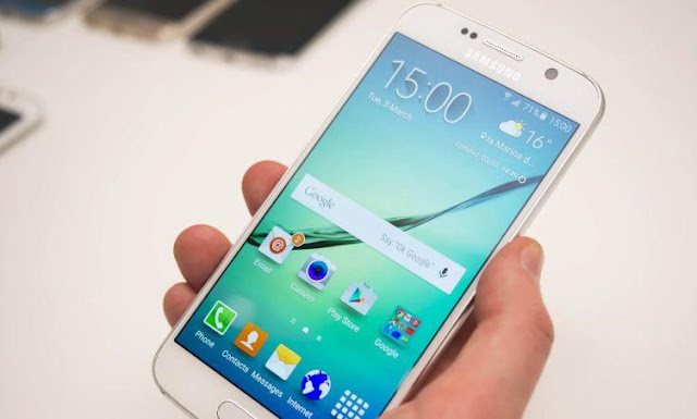 Samsung Galaxy S6 - Tahan Debu dan Anti Air