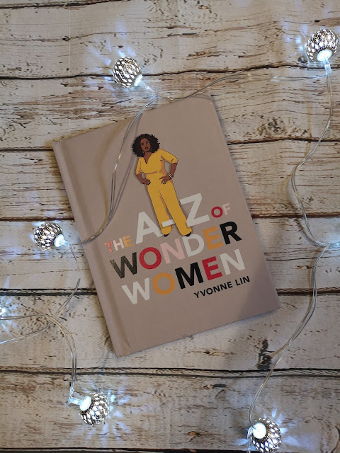 a-z of wonder women book