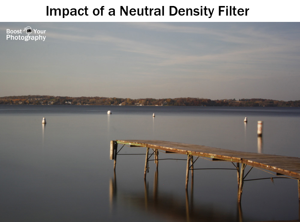 Impact of a Neutral Density Filter to Smooth Water | Boost Your Photography