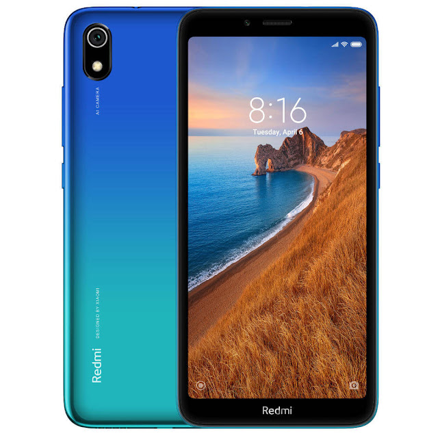 Xiaomi Redmi 7A Gem blue