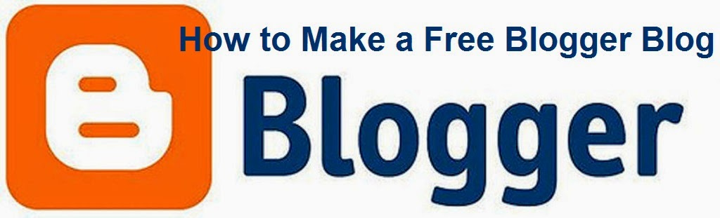 How to Make a Free Blogger Blog : eAskme