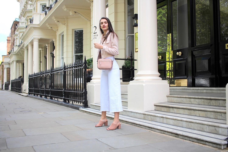 pastel lighter wardrobe spring street style
