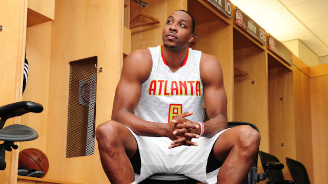 Dwight Howard va devoir faire oublier Al Horford