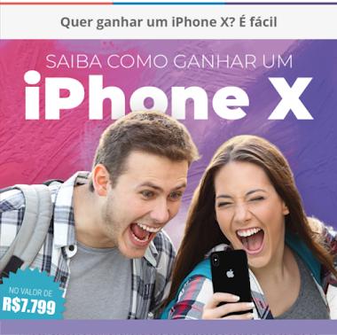 Promoção Notícias ao Minuto - Ganhe um Iphone X