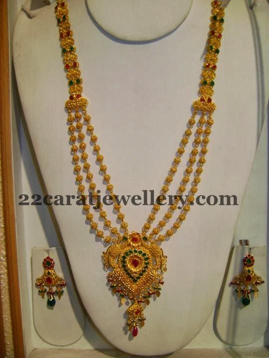 85 Gms Fancy Gold Chain Jewellery Designs