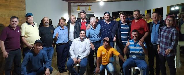 Manoel Ribas: MDB realiza reunião com a presença do deputado Anibelli Neto