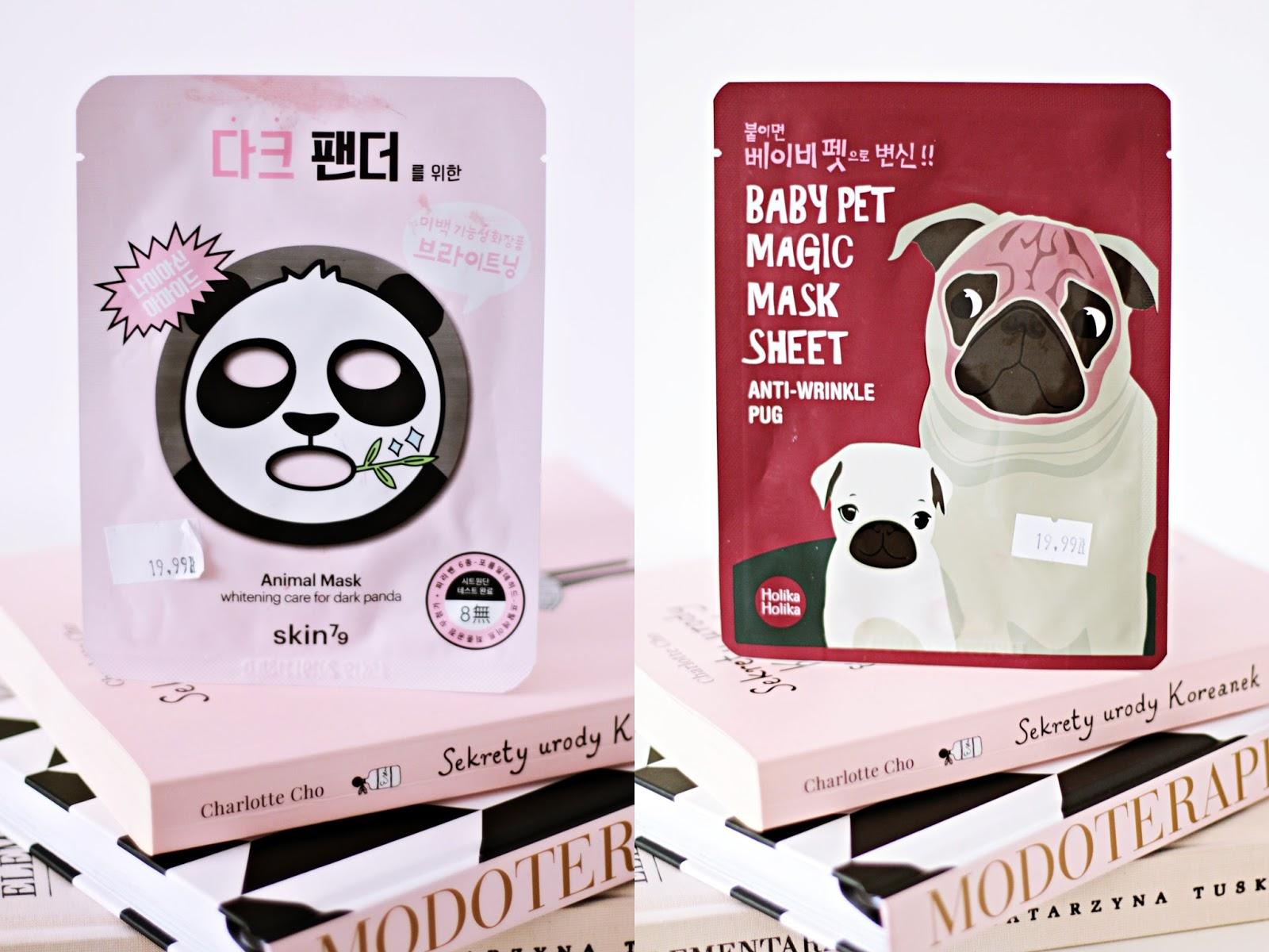 maska panda koreanska opinie blog