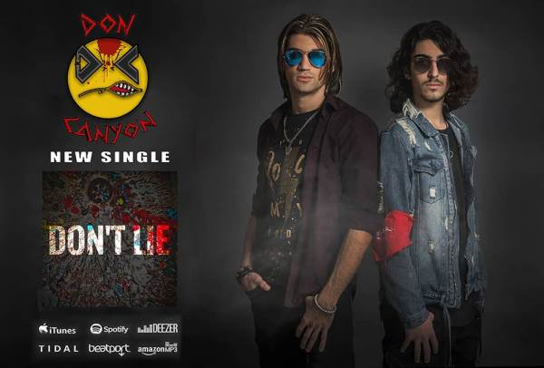 "DON CANYON: ""Don't Lie"" ft. Joakem, νέο single και video"