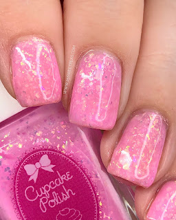 Cupcake Polish 7th Anniversary - 7th Heaven