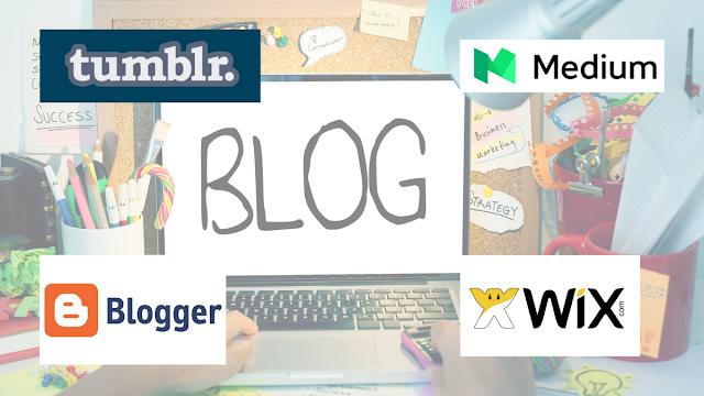 blog untuk menulis