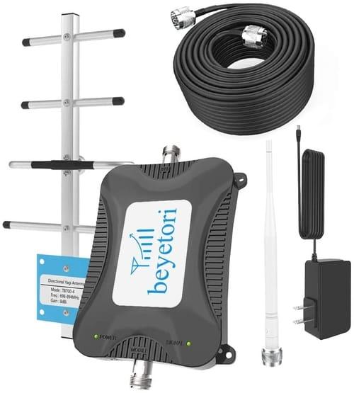 Beyetori ATT Cell Phone Signal Booster Band12 /17 LTE 4G
