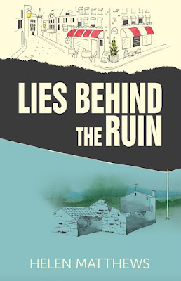 French Village Diaries book review Lies Behind the Ruin by Helen Matthews
