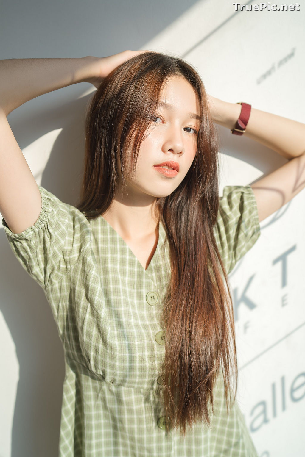 Image Thailand Cute Model - Pimpisa Kitiwinit - Milk Tea Girl - TruePic.net - Picture-2