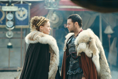 Gladiator 2000 movie Russell Crowe Connie Nielsen