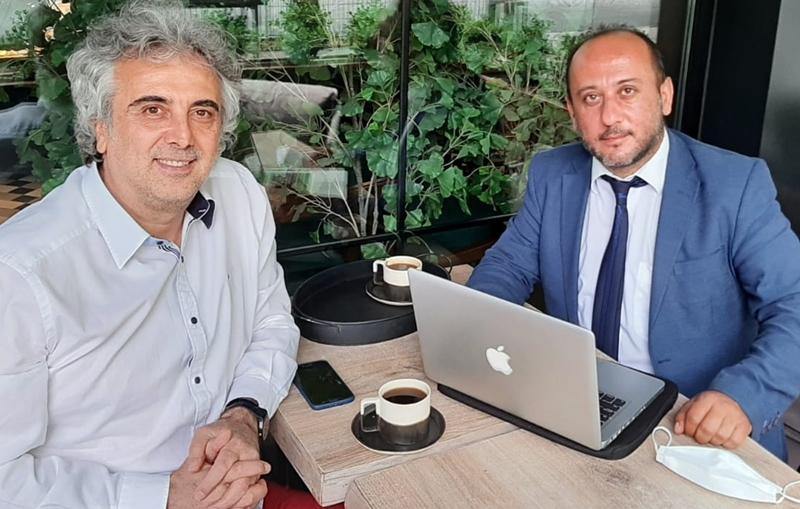 Prof. Dr. Gunay Erpul ve Tarim ve Orman Uzmani Adem Bilgin