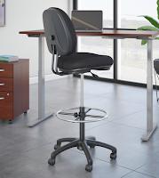 bbf accord drafting stool